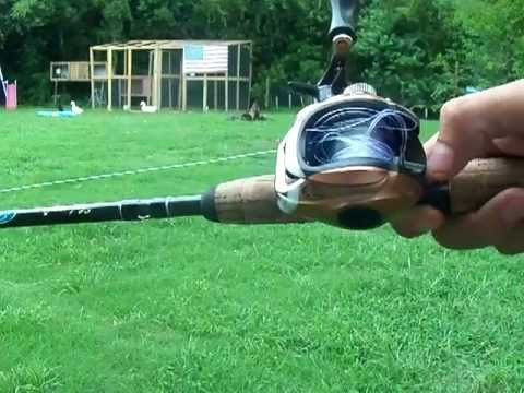 Best Way!!how To Get A Birdnest backlash Out Of Baitcaster Reel Easy video