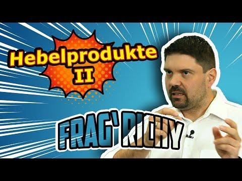 Frag' Richy: Hebelprodukte II | Börse Stuttgart | Frag Richy