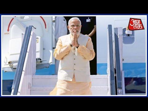 After Qatar, PM Modi Leaves For Switzerland