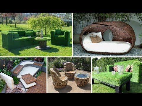 70 Cool Garden Seats And Benches Outdoor Furniture backyard Ideas, Latest Collection 2017