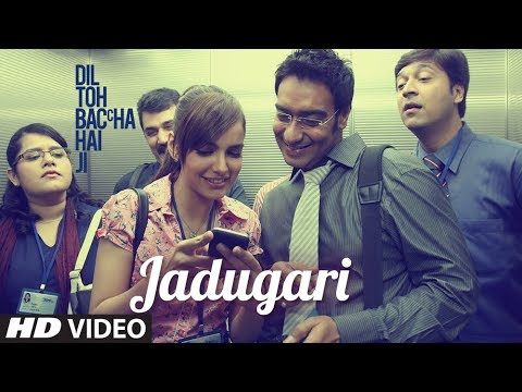 Jadugari Full Song | Dil Toh Baccha Hai Ji |ajay Devgn, Emraan Hashmi, Shruti Haasan video