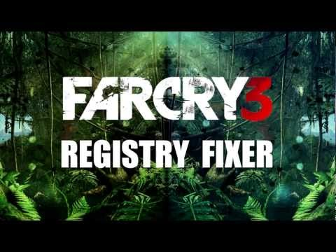 Far Cry 3 : Registry Fixer [PC] Español