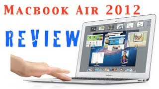 Macbook Air 2012 Review