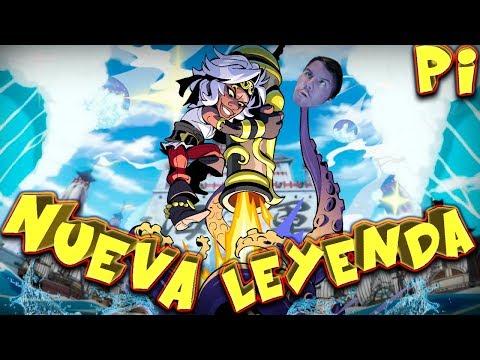 SIDRA Y EL CAÑON! NUEVA LEYENDA Y ARMA PRIMERAS IMPRESIONES | Brawlhalla Español