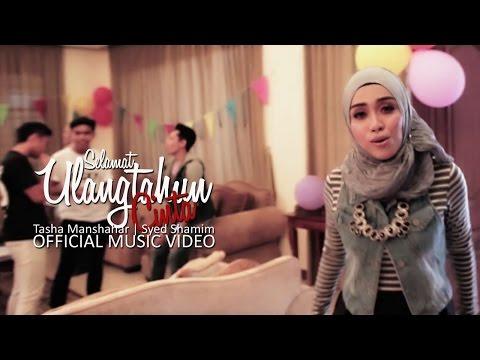 Tasha Manshahar & Syed Shamim - Selamat Ulang Tahun Cinta  (official Music Video) video