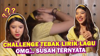 Download lagu CHALLENGE TEBAK LAGU TERNYATA SUSAH BANGET NEBAKNYA!