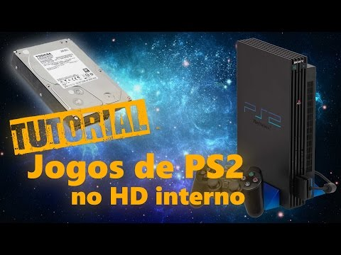 Open PS2 Loader - Instalando jogos no HD do PS2 com Winhiip [TUTORIAL]