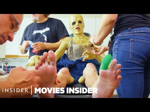 What 8 Horror Movies Looked Like Behind The Scenes | Movies Insider