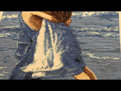 Вышивка крестиком из китая 13