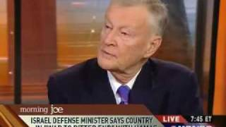 "Zbigniew Brzezinski to Scarborough: ""Stunningly Superficial"""