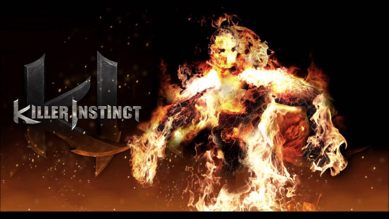 Killer Instinct Cinder Killer Instinct Soundtrack