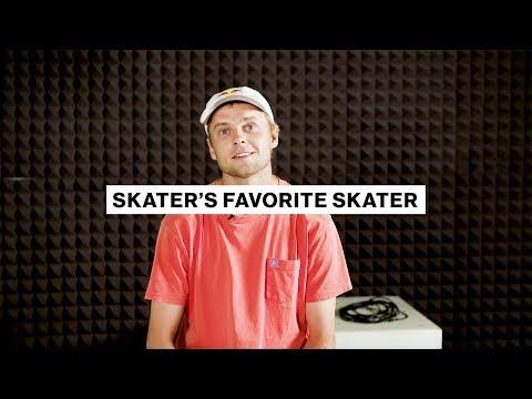 Skater's Favorite Skater: Madars Apse