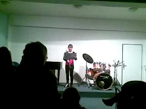 Příčná Flétna - Preludium A Humoreska