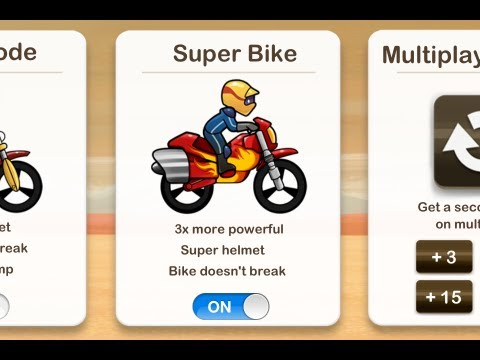 How To Active All Bike At A Time In Bike Race TFG