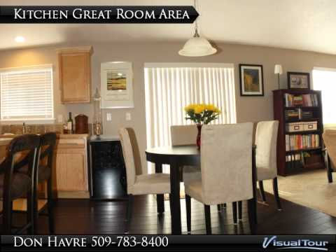 Pasco WA Homes for Sale: 5804 Maryhill Lane - 4 Bdrm Rambler Built in 2009