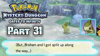 Pokémon Mystery Dungeon Gates to Infinity Part 31: Separation Anxiety!