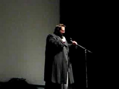 Kevin Smith Introduces Zack and Miri at TIFF