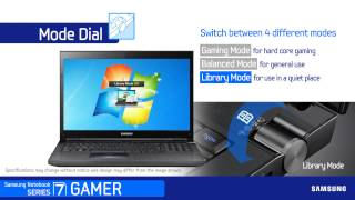 Samsung series gamer 7