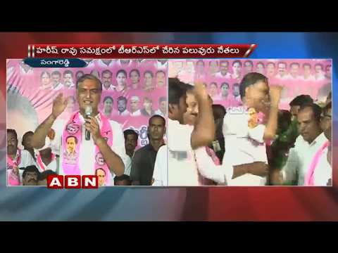 TRS Minister Harish Rao Slams T-Congress Leader Jagga Reddy | Sangareddy