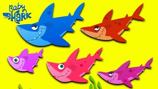 Baby Shark Song | Nursery Rhymes | Sing Along with Baby Songs