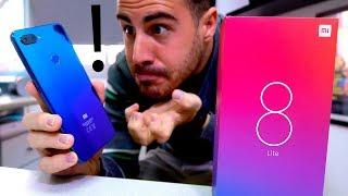 Unboxing del GUAPISIMO Xiaomi Mi 8 LITE! Mola un 🥚