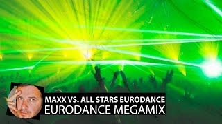 Maxx Vs. All Stars Eurodance - Get-A-Way(Video version)