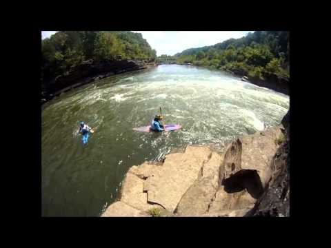 World Cup of Freestyle Kayaking Squirt Finals (womens)