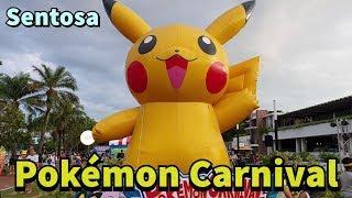 Pokémon Carnival @ Sentosa Cove
