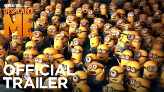 Despicable Me - Official Trailer #4: Minions Steal YouTube - Illumination