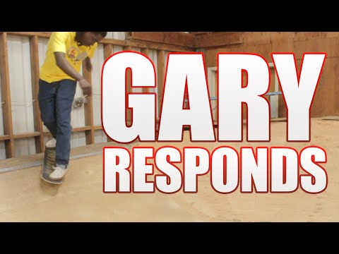Gary Responds To Your SKATELINE Comments - Front Feeble Or Back Smith Grind? Brandon Turner sk8mafia
