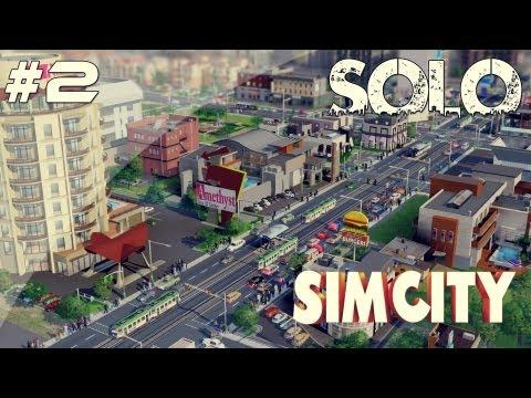 SimCity HusiekGaming SOLO Zagraj z Huskiem na Regionie odc. 2