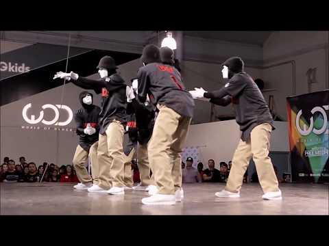 Jabbawockeez как же они классно танцуют!