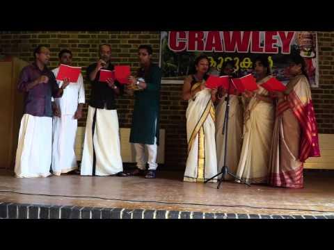 Onam 2014 Onappattukal video