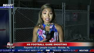 NEWS NOW: A HS football game had a scary ending in Mobile, AL