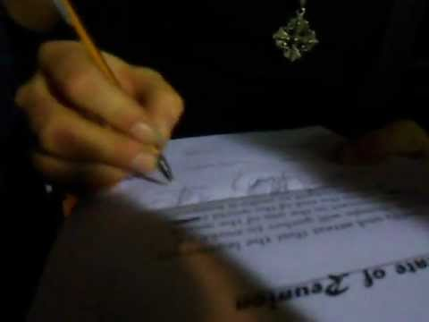 Trey Spruance firma acuerdo de reunir a Mr. Bungle, 16-04-2012 CHILE