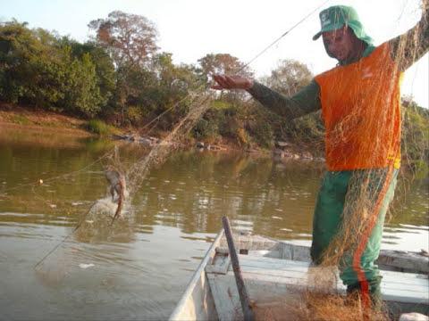 Pescaria Rio Abaeté 2010