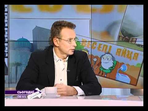 Дмитро Чекалкін в Ранку з ТВі. ч.1