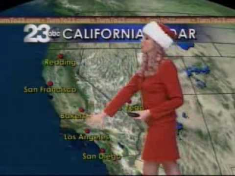 Christina Loren Christmas Weather