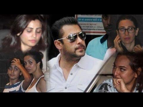 Shahrukh To Aamir , KJo To Sonakshi Celebs Continue To Meet Salman