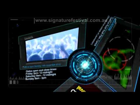Signature is a dance music festival focused on giving you an experience of a lifetime. With two massive stages rocking out all genres across two massive nigh...