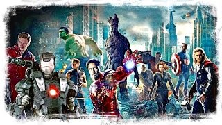 Double Down: Guardians vs. Avengers
