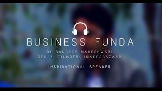 The Biggest Secret of Business Funda by Sandeep Maheshwari (Founder of ImagesBazaar)