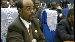 Speech of Prime Minister Meles Zenawi about Pan Africa