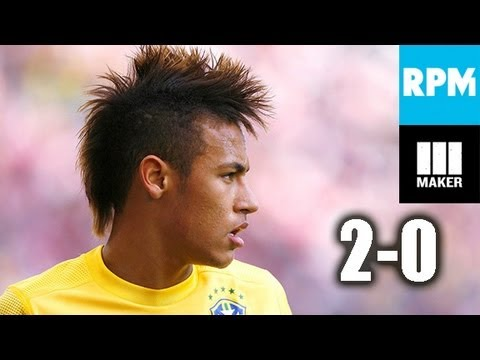 Brazil 2-0 Mexico: Star man Neymar the match-winner again