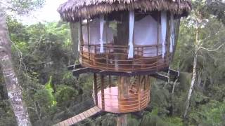 Treehouse Lodge - Amazon River Adventure Lodge