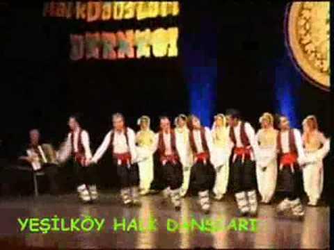 Yeşilköy Halk Dansları Derneği (Üsküp)