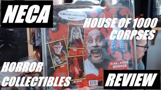 NECA House of 1,000 Corpses (Horror Stuff)
