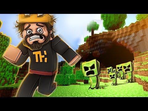 MADENDEN KAÇIŞ  Minecraft ZoR MoD #3
