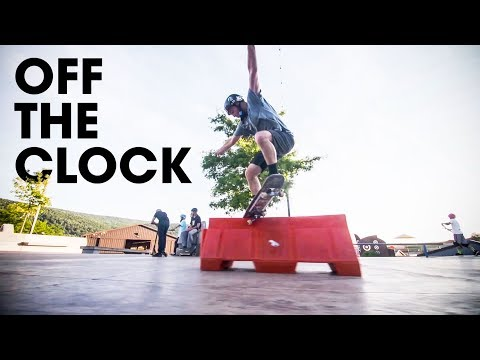 Off The Clock: Peter Bezek and Will Sickels