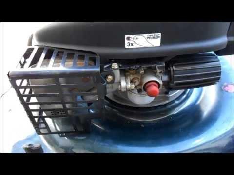 The Repair of a Surging Tecumseh Mower
